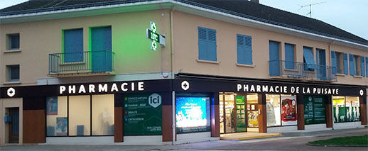 Pharmacie de la Puisaye,TOUCY