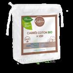 Acheter Gifrer Carré coton bio Sachet/150 à TOUCY