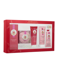 Roger & Gallet Rituel Gingembre rouge Coffret Noël 2019 à TOUCY