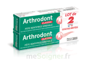 Pierre Fabre Oral Care Arthrodont Dentifrice Classic Lot De 2 75ml à TOUCY