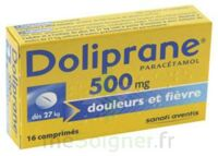 Doliprane 500 Mg Comprimés 2plq/8 (16) à TOUCY