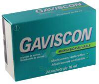 GAVISCON, suspension buvable en sachet à TOUCY
