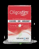OLIGOSTIM Cuivre Or Argent Cpr subl T/40 à TOUCY