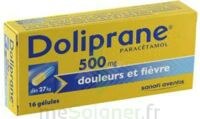 Doliprane 500 Mg Gélules B/16 à TOUCY