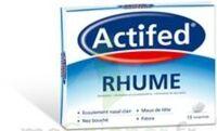 ACTIFED RHUME, comprimé à TOUCY