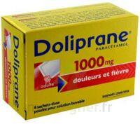 DOLIPRANE 1000 mg Poudre pour solution buvable en sachet-dose B/8 à TOUCY