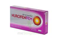 NUROFENFEM 400 mg, comprimé pelliculé à TOUCY
