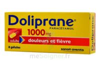 Doliprane 1000 Mg Gélules Plq/8 à TOUCY