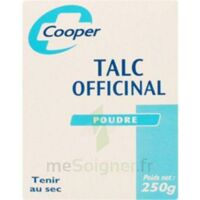 COOPER TALC, bt 250 g à TOUCY