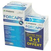 Forcapil Gélules croissance vitalité cheveux ongles B/180+60 à TOUCY