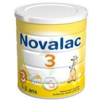 NOVALAC 3 Lait de croissance B/800g à TOUCY