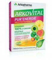 Arkovital Pur'Energie Multivitamines Comprimés dès 6 ans B/30 à TOUCY