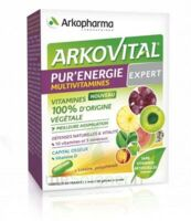 Arkovital Pur'energie Multivitamines Expert Multivitamines Gélules B/60 à TOUCY