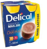 DELICAL MAX 300 SANS LACTOSE, 300 ml x 4 à TOUCY