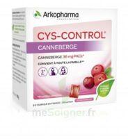Cys-control 36mg Poudre Orale 20 Sachets/4g à TOUCY