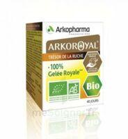 Arkoroyal 100% Gelée royale bio Gelée Pot/40g à TOUCY