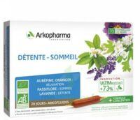 Arkofluide Bio Ultraextract Solution buvable détente sommeil 20 Ampoules/10ml à TOUCY