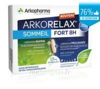 Arkorelax Sommeil Fort 8h Comprimés B/15 à TOUCY
