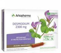 Arkofluide Bio Ultraextract Desmodium Solution buvable 20 Ampoules/10ml à TOUCY