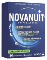Novanuit Triple Action B/30 à TOUCY