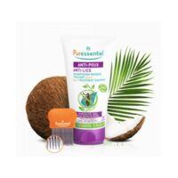 Puressentiel Anti-poux Shampooing masque traitant 2 en 1 Anti-Poux avec peigne - 150 ml à TOUCY