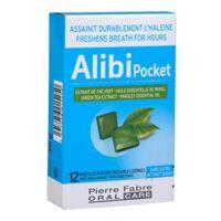 Pierre Fabre Oral Care Alibi Pocket 12 Pastilles à TOUCY