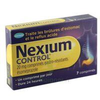 Nexium Control 20 Mg Cpr Gastro-rés Plq/7 à TOUCY