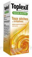 TOPLEXIL 0,33 mg/ml sans sucre solution buvable 150ml à TOUCY