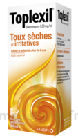 Toplexil 0,33 Mg/ml, Sirop 150ml à TOUCY