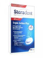 STERADENT TRIPLE ACTION, tube 30, bt 3 à TOUCY