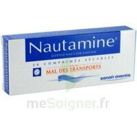 NAUTAMINE, comprimé sécable à TOUCY