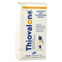 THIOVALONE, suspension pour pulvérisation buccale à TOUCY
