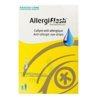 ALLERGIFLASH 0,05 %, collyre en solution en récipient unidose à TOUCY