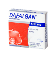 DAFALGAN 500 mg Comprimés effervescents sécables Film/16 à TOUCY