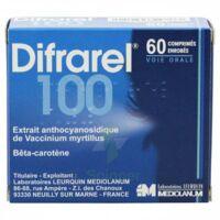 DIFRAREL 100 mg, comprimé enrobé 6Plq/10 à TOUCY