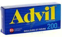 ADVIL 200 mg, 20 comprimés enrobés B/20 à TOUCY