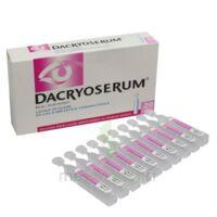 Dacryoserum Solution Pour Lavage Ophtalmique En Récipient Unidose 20unidoses/5ml à TOUCY