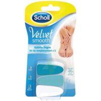 Scholl Velvet Smooth Ongles Sublimes kit de remplacement à TOUCY