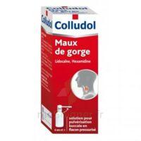 COLLUDOL Solution pour pulvérisation buccale en flacon pressurisé Fl/30 ml + embout buccal à TOUCY