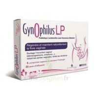 Gynophilus LP Comprimés vaginaux B/6 à TOUCY