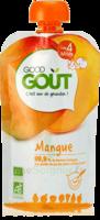 Good Goût Alimentation Infantile Mangue Gourde/120g à TOUCY
