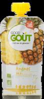 Good Gouts Fruits Ananas Bio Des 4 Mois 120 G à TOUCY
