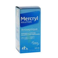 MERCRYL, solution pour application cutanée à TOUCY