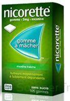 Nicorette 2 Mg Gom à Mâcher Médic Sans Sucre Menthe Fraîche Plq/30gom à TOUCY