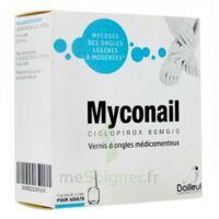 MYCONAIL 80 mg/g, vernis à ongles médicamenteux à TOUCY