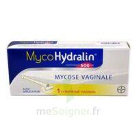 MYCOHYDRALIN 500 mg, comprimé vaginal à TOUCY