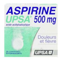 Aspirine Upsa 500 Mg, Comprimé Effervescent à TOUCY