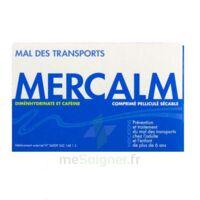 Mercalm, Comprimé Pelliculé Sécable à TOUCY