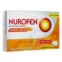Nurofen 200 Mg, Comprimé Orodispersible à TOUCY