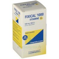 Fixical Vitamine D3 1000 Mg/800 U.i., Comprimé Pilul/30 à TOUCY